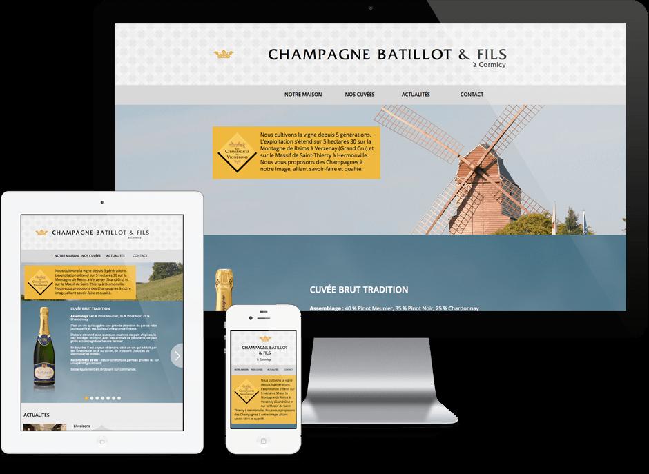 Champagne Batillot