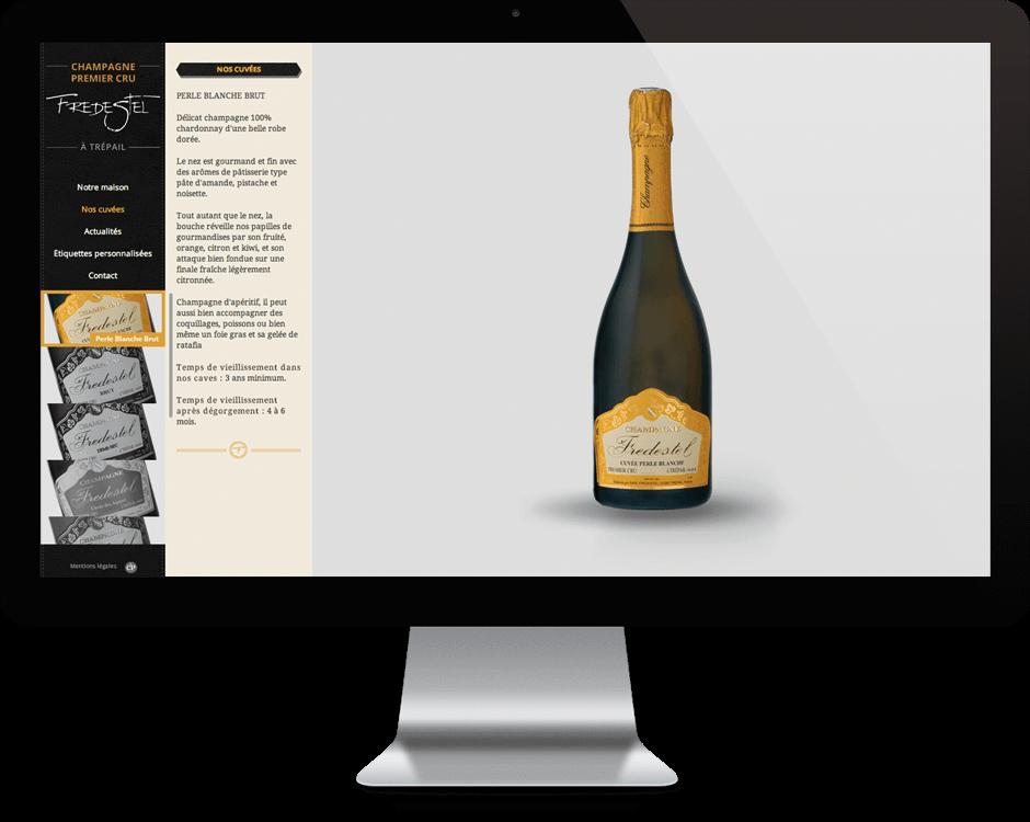 Champagne Fredestel