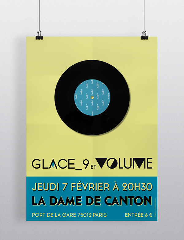 Glace_9 & Volume